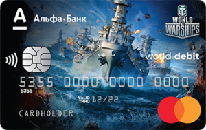 Альфа-Банк World of Warships