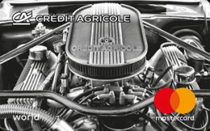 Креді Агріколь Банк DriveCard