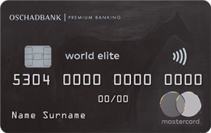 Ощадбанк World Elite Premium Banking