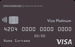 Ощадбанк Platinum Premium Banking