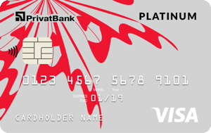 ПриватБанк Lady Platinum