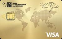 Банк інвестицій та заощаджень Зарплатна Gold