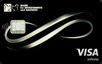 Банк інвестицій та заощаджень Infinite