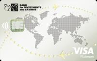 Банк інвестицій та заощаджень Зарплатна Platinum