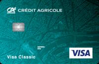 Креді Агріколь Банк Visa Classic