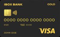 АЙБОКС БАНК Visa Gold