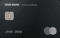 Монобанк IRON BANK