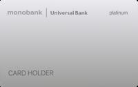 Монобанк monobank platinum
