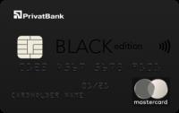 ПриватБанк World Black Edition