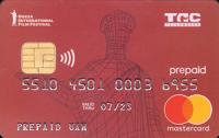 Таскомбанк Prepaid card