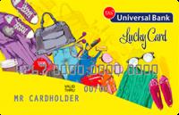 Універсал Банк Lucky Card